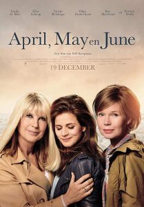 APRIL, MAY EN JUNE (2019)